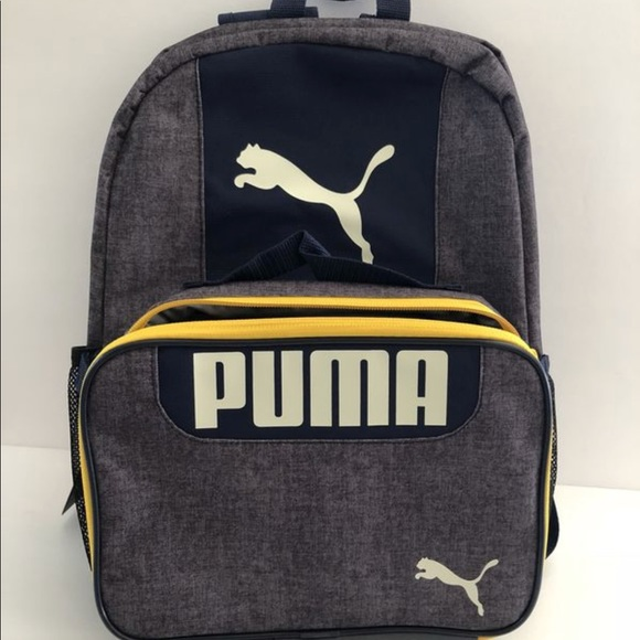 d398db095c5180 Puma Accessories | Grub Combo Kit Back Pack And Lunch Box | Poshmark